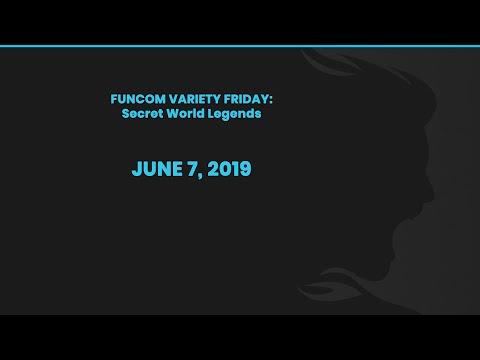 Secret World Legends Playdate: Doin' the mess around