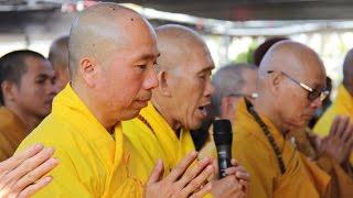 Mừng Đại Lễ Phật Đản Tại Chùa Trúc Lâm Yên Tử Santa Ana 2015, Phật Lịch 2559