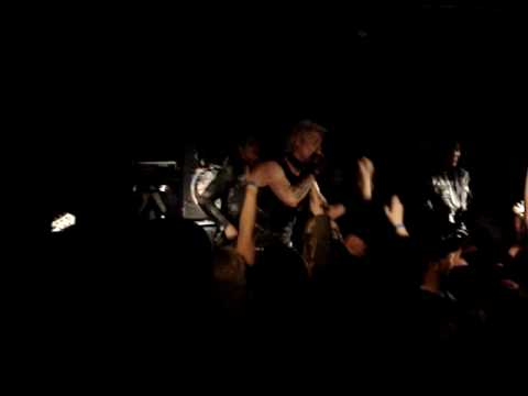 Powerman 5000 - Bombshell (live)