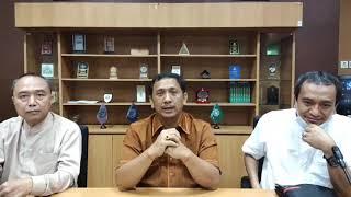 Kunjungi Uhamka, Pastikan Kasus Dr Desak Made Darmawati