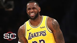 Stephen A.: The Lakers' season is over | SportsCenter