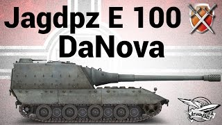 Jagdpanzer E 100 - ЩиМ 07 - DaNova