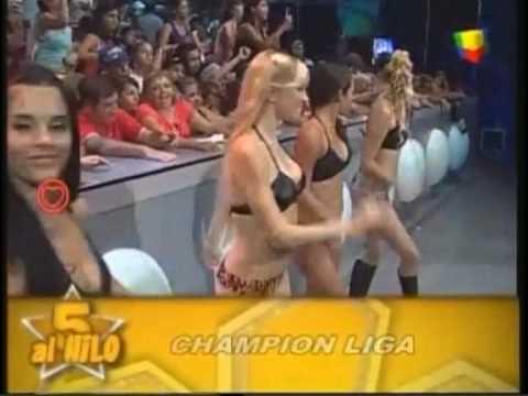 La Champion's Liga en Pasion de Sabado 06/03/2010
