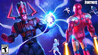 Fortnite GALACTUS Event - EVERYTHING WE KNOW! (So Far)
