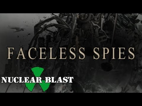 MAYAN - Faceless Spies (LYRICS) online metal music video by MAYAN