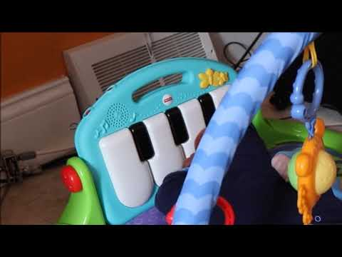 Baby Learning to Jam