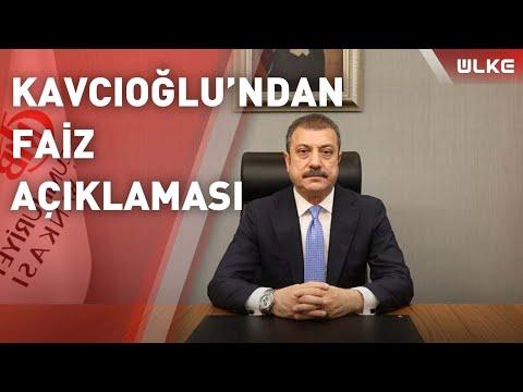 Merkez Bankası Başkanı Şahap Kavcıoğlu: Erken gevşeme beklentisi kalkmalı!