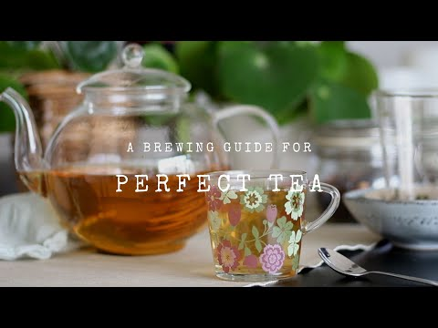 Make The Perfect Cup of Tea Every Time