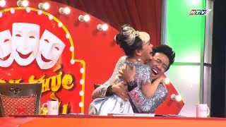 """Trấn Thành, Việt Hương cười """"banh nóc"""" với loạt tiểu phẩm hay """"nhức nách"""" tại Thách Thức Danh Hài"""