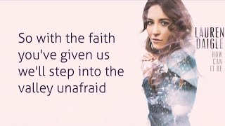 Come Alive (Dry Bones) (Lyric Video) - Lauren Daigle
