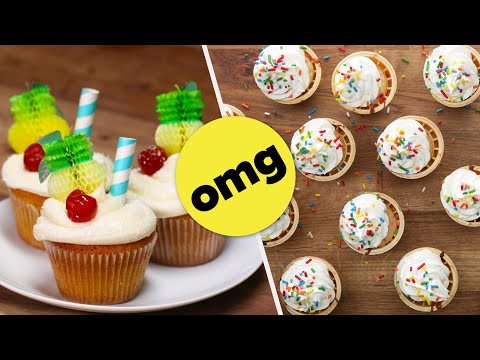 5 Cupcakes To Satisfy Your Sweet Tooth