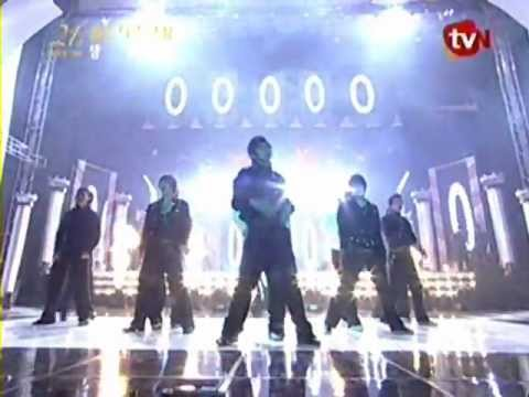 TVXQ O-Jung.Ban.Hap. 20061214 Golden Disk Awards
