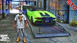 REPO JOB| WORK!!!| (GTA 5 REAL LIFE MODS ROLEPLAY) 4K