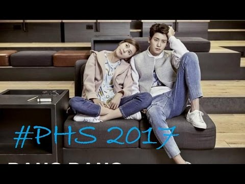 170512 Park Hyung Sik and Kim Yu-jin Photoshoots May 2017 Collection ~ Hyung Sik's Style HD