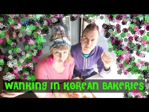 Korean Bakeries