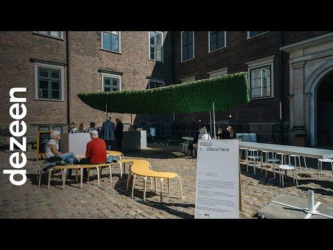 "Chart Art Fair installs five ""social architecture"" pavilions in Copenhagen | Dezeen"