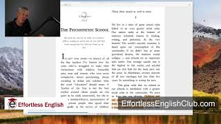 Dumbing Us Down | Chapter 2 | Effortless English Book Club