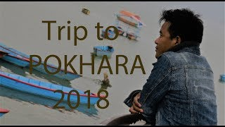 Aakash Budha Magar share his first Trip experiance aboud the POKHARA city.