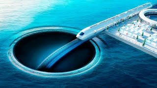 What If You Dig a Tunnel Under the Ocean?