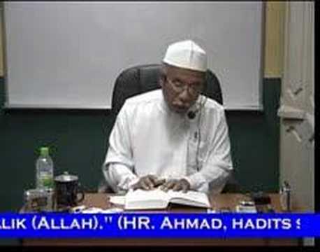 Ust. Rasul Dahri - Tauhid Rububiyyah - 6/8