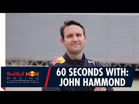 60 Seconds With: Team Physiotherapist John Hammond