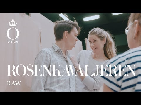 Rosenkavaljeren: Behind the Scenes at Rehearsal