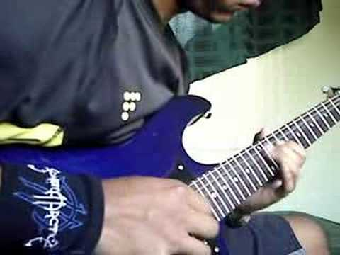 Sonata Arctica . San Sebastian Solo (Cover)