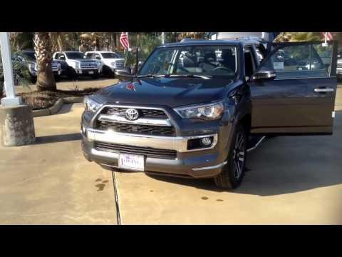 Loving Toyota | 2017 Toyota 4Runner Limited | Lufkin, TX