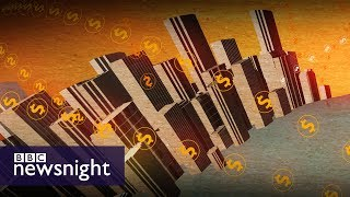 Paradise Papers: Tycoon made $41m from 'people's fund' - BBC Newsnight
