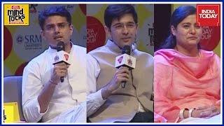 Mind Rocks: Sachin Pilot, Raghav Chadha, Anupriya Patel Talk About Politics