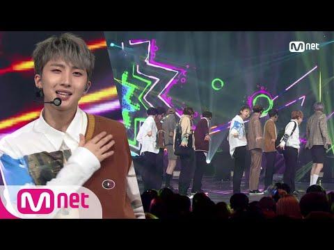[PENTAGON - Shine] KPOP TV Show | M COUNTDOWN 180426 EP.568