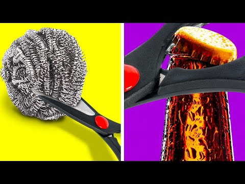 22 INGENIOUS HACKS WITH YOUR ORDINARY ITEMS