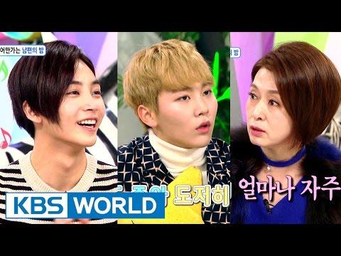 Hello Counselor - Jeonghan, Seungkwan, Moon Heekyeoung [ENG/THA/2016.12.12]