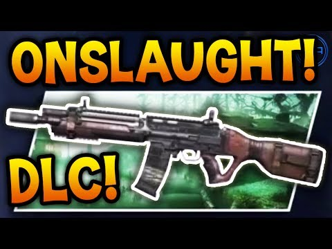"Call Of Duty: Ghosts ""ONSLAUGHT"" Map Pack 1 - NEW GUNS, Extinction & MORE! - (COD Ghost DLC) - Smashpipe Games"