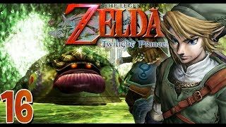 WOLF HUNTING! Let's Play The Legend of Zelda: Twilight Princess HD w/ ShadyPenguinn [16]