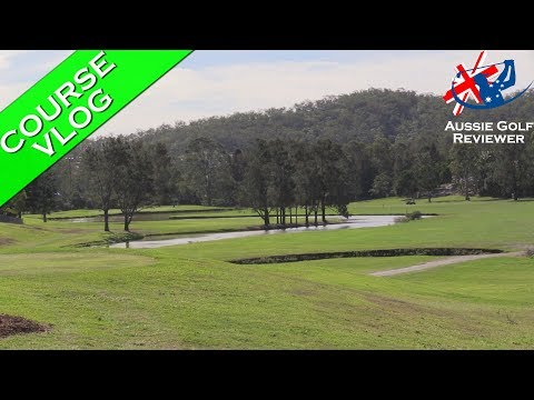 WINDAROO LAKES GOLF COURSE VLOG PART 5