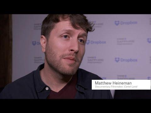 Director Matthew Heineman on collaboration
