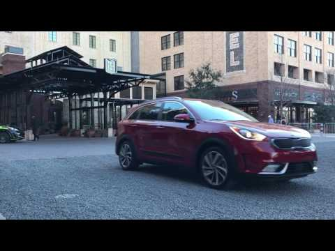 2017 Kia Niro Hybrid Teaser