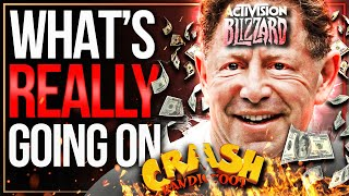 Cancelled Games, Mistreated Staff & MORE: Activision-Blizzard's Mistakes, Hidden By Profit