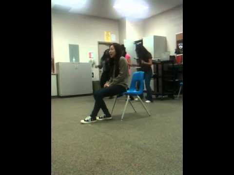 Red Velvet member Wendy (pre-debut) singing Beyonce's 'Halo'