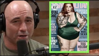 Joe Rogan on the Controversial Cosmo Cover