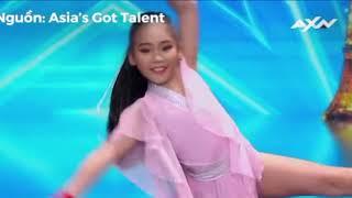 Cặp đôi nhí Việt Nam tỏa sáng tại Asia's Got Talent 2019