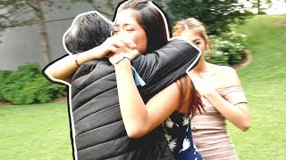 Girl Finds Her Birth Family on Facebook & Meets Them! EMOTIONAL ADOPTION LOST FAMILY REUNION