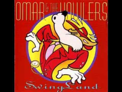 Omar & The Howlers - Steady Rock