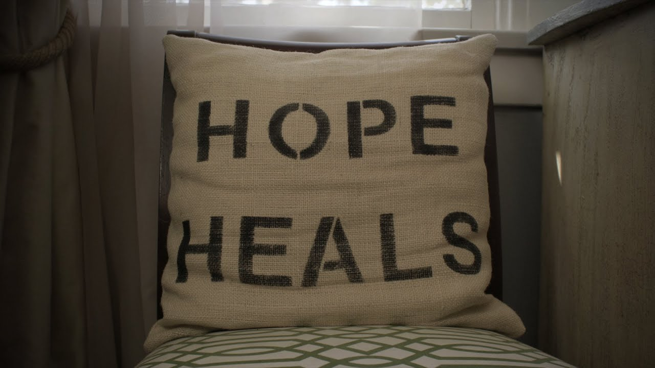 Hope is a great healer