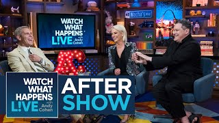 After Show: Dorinda Medley On The Comments About Her Drinking | WWHL