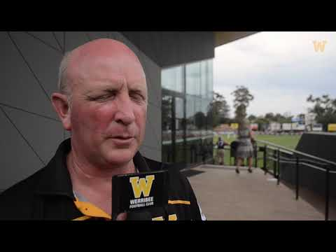 Mark Penaluna: AFL lands @ Avalon Airport Oval