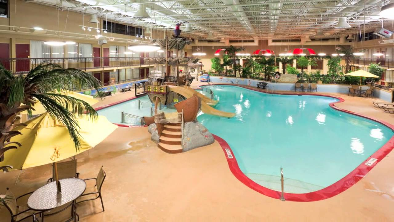 Aberdeen Hotels With Pool