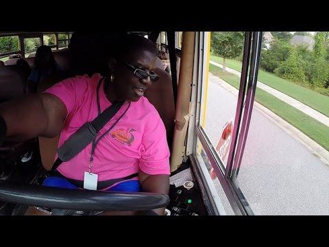 ORIGINAL SC | School Bus Driver Francine Jackson
