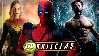 X-Force, WOLVERINE, Captain Marvel, ANT-MAN and the WASP, GotG Vol. 3 y más! - Noticias